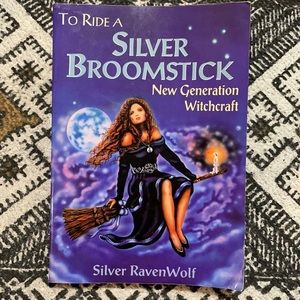 To ride a silver broomstick new generation witch